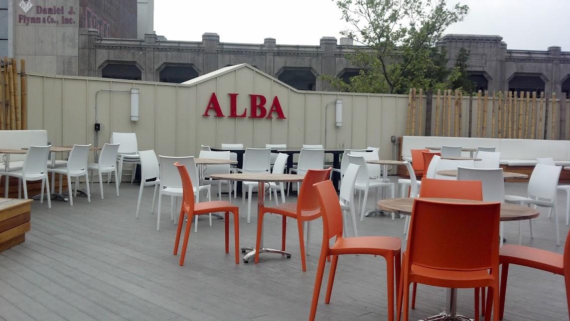 Alba Restaurant Quincy Ma
